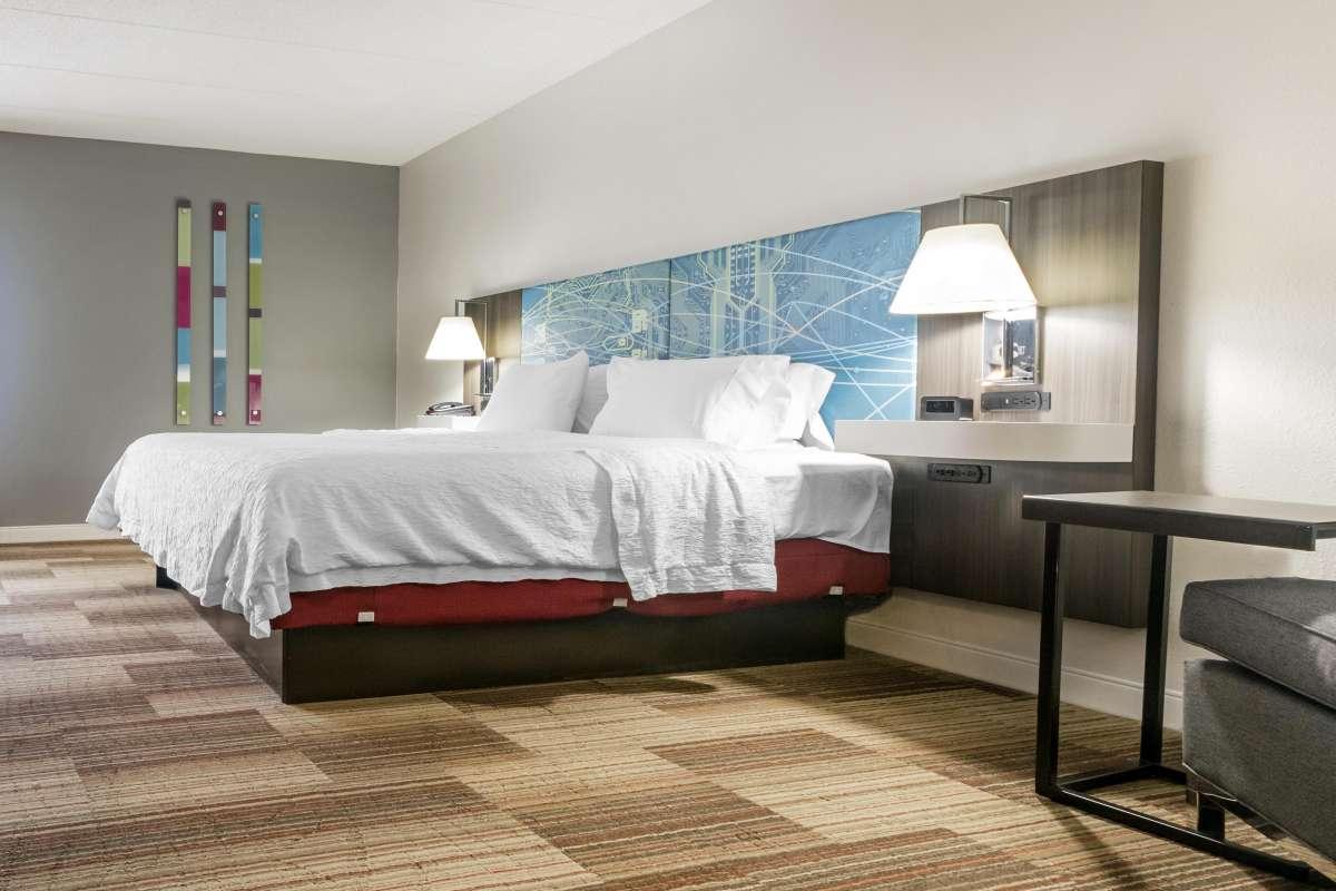 hampton inn danville. Black Bedroom Furniture Sets. Home Design Ideas